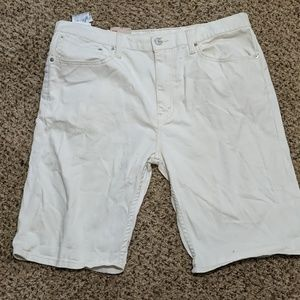 Levi's men's 508 regular taper shorts 36